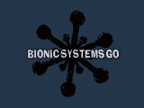 Bionic Systems Go wallpaper (particle)